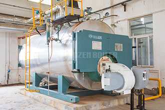 plant engineering | oil-fired boiler users converting to natural
