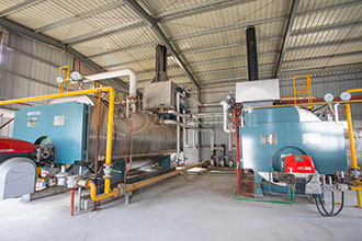 commercial gas boilers - condensing- 45kw to 2,400kw -nat gas or