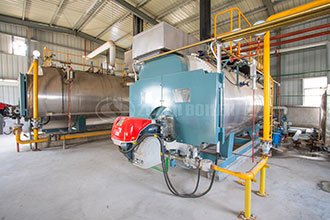 gas fired steam boilers in singapore