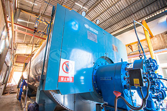 industrial package steam boilers